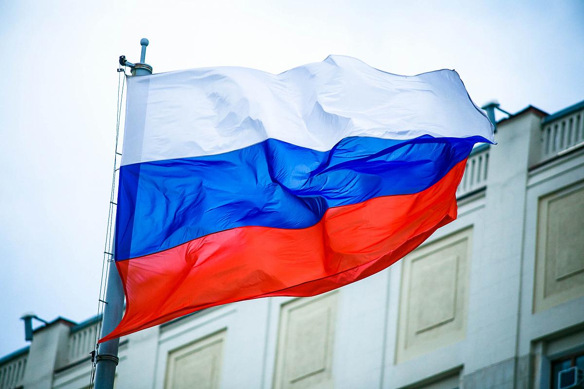 фотографы развивающиеся флаги россии цену входят