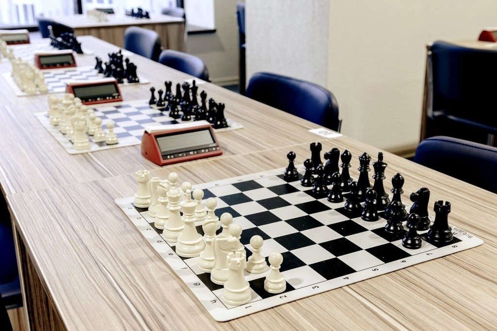 картинка шахматного турнира