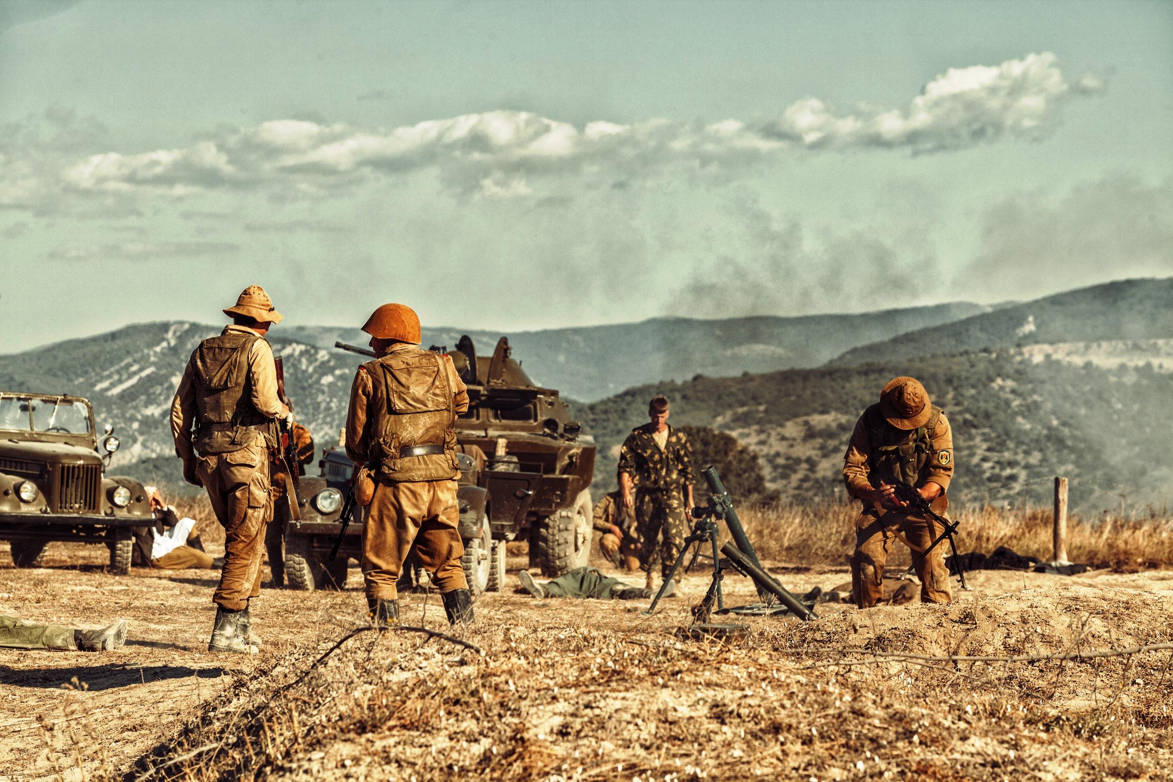 фото афганистанских воин сегодня известно