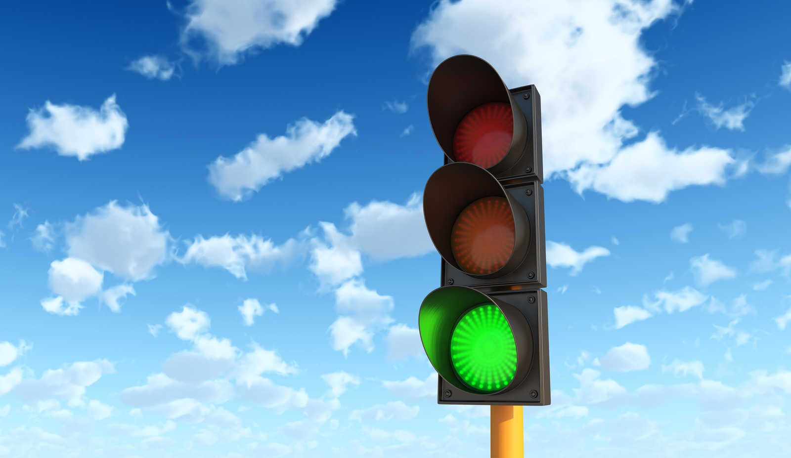 Зеленый светофор картинки