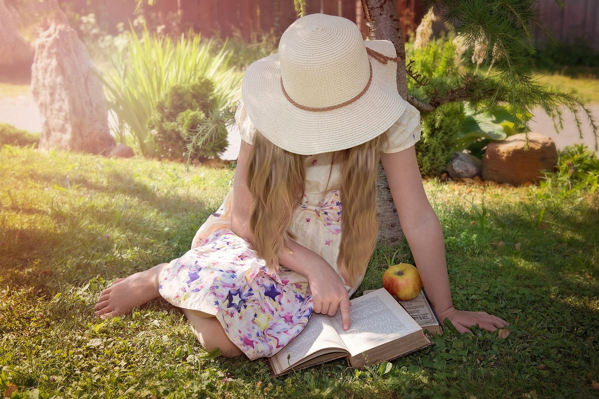 Картинки лето книга я друзья