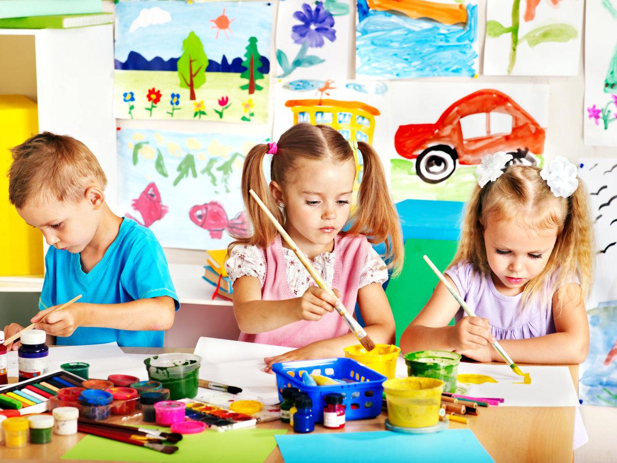 Именинами, картинки рисуют дети