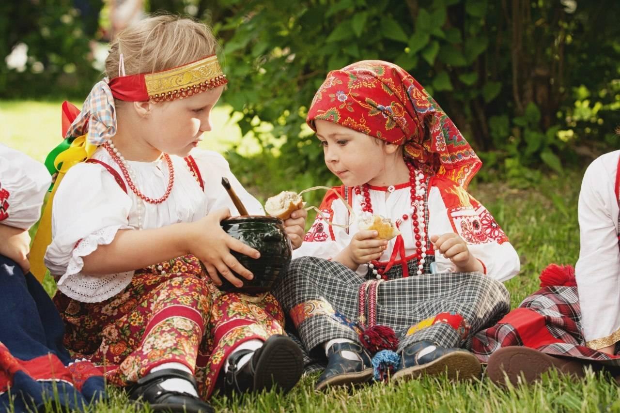 Национальная культура картинки для детей