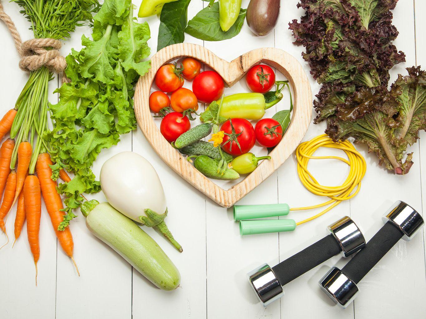 Диета Для Здорового Образа Жизни. Меню правильного питания на неделю