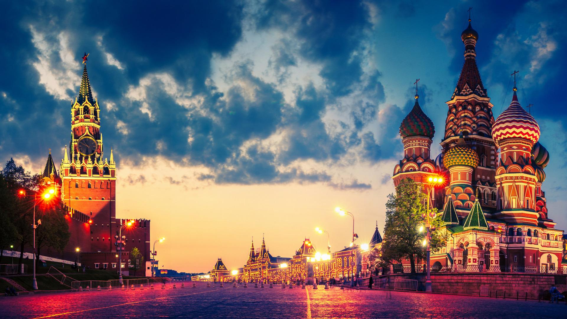 Красивые фото москвы на рабочий стол