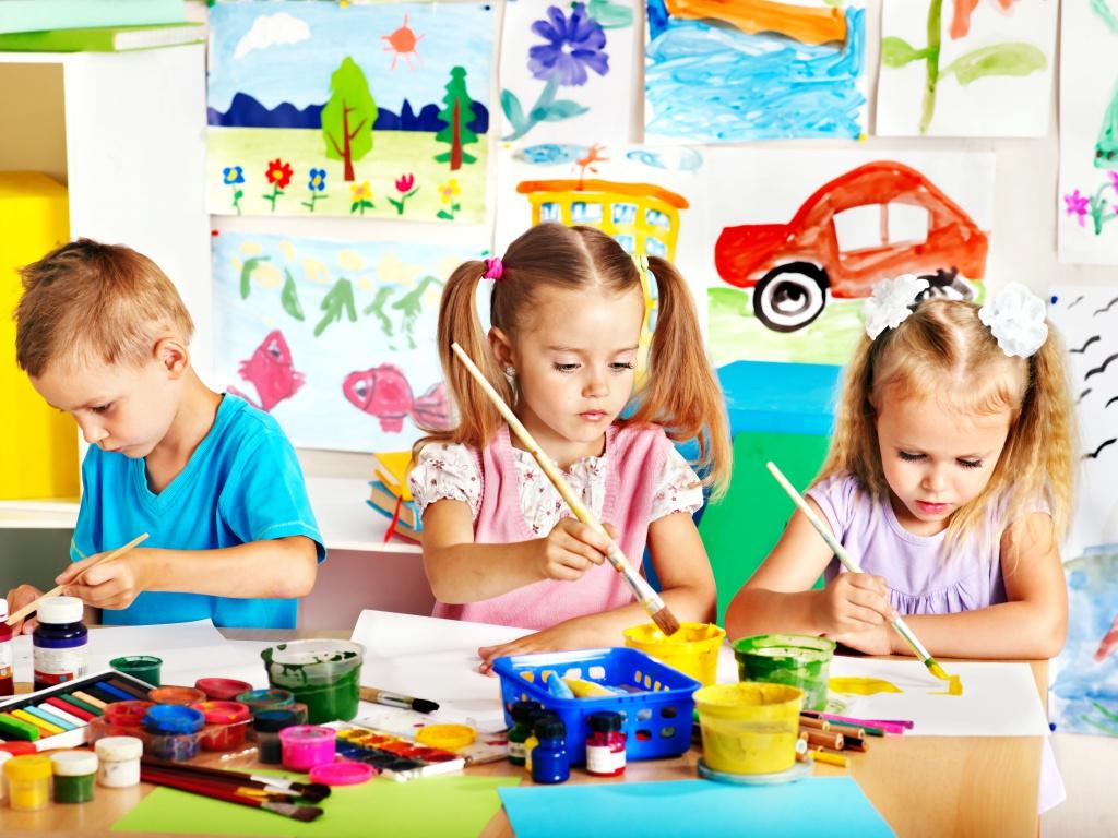 Творчество ребенка в картинках