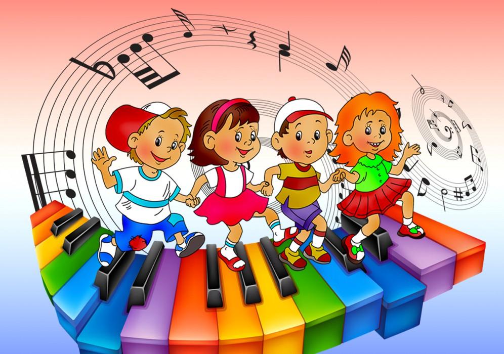 Картинки музыкальные веселые