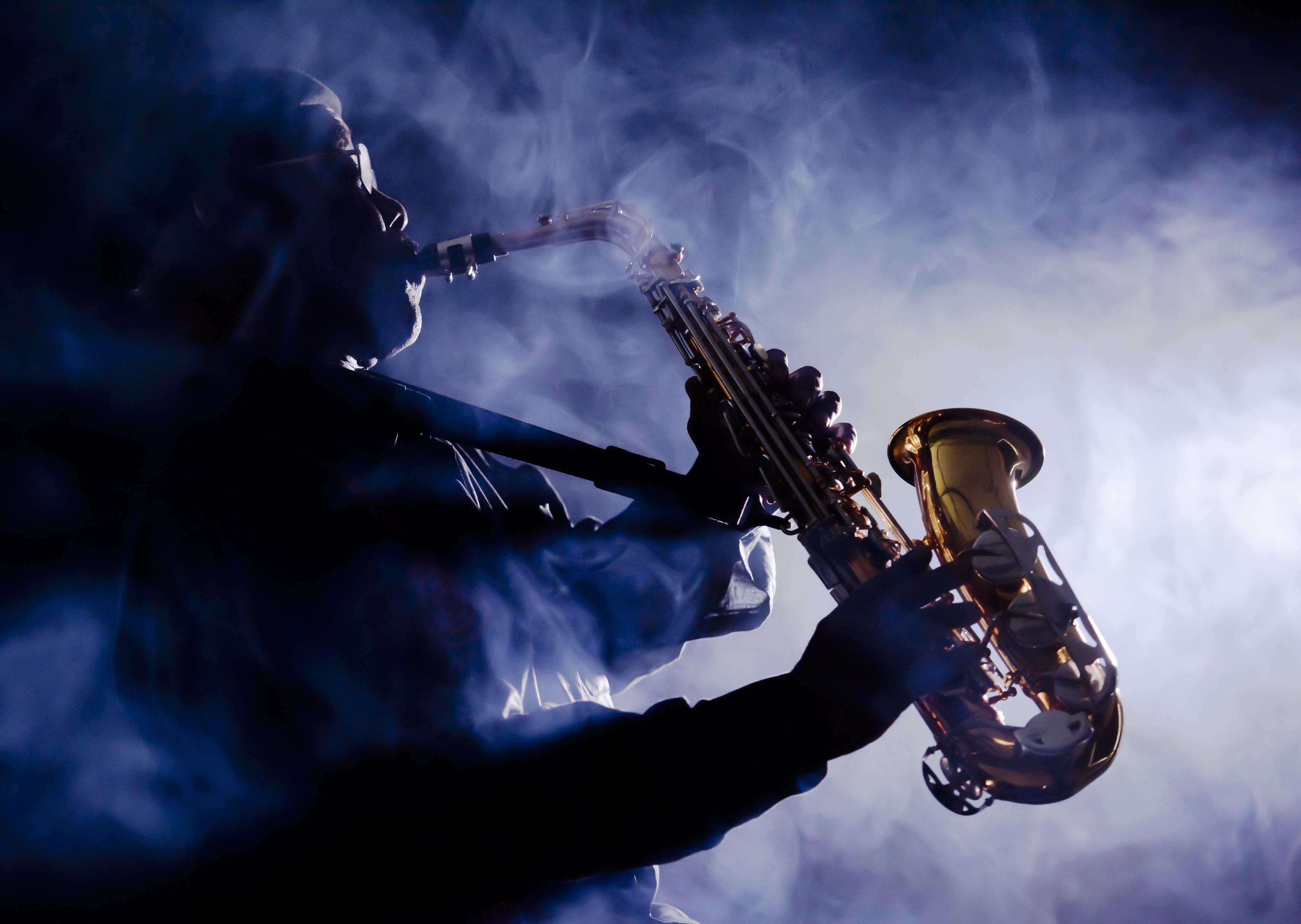 красивый ночной джаз фото оказались