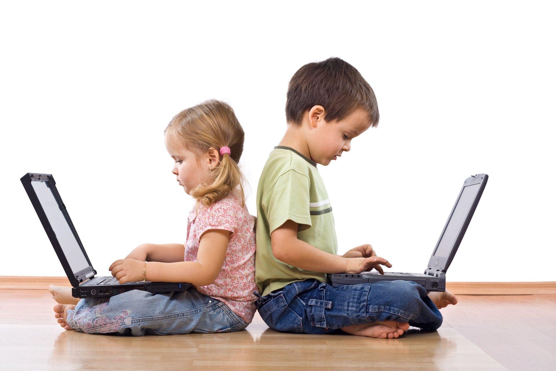 Картинки для детей играть в компьютере, картинка