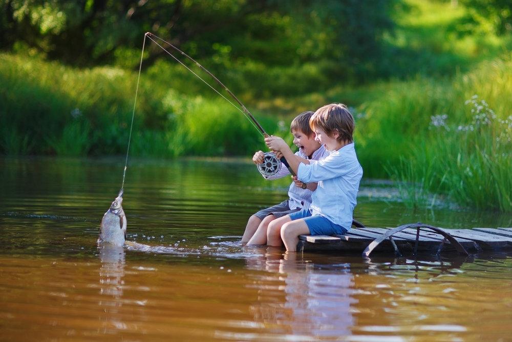 потопе картинка ловят рыбу чтобы вокруг говорили