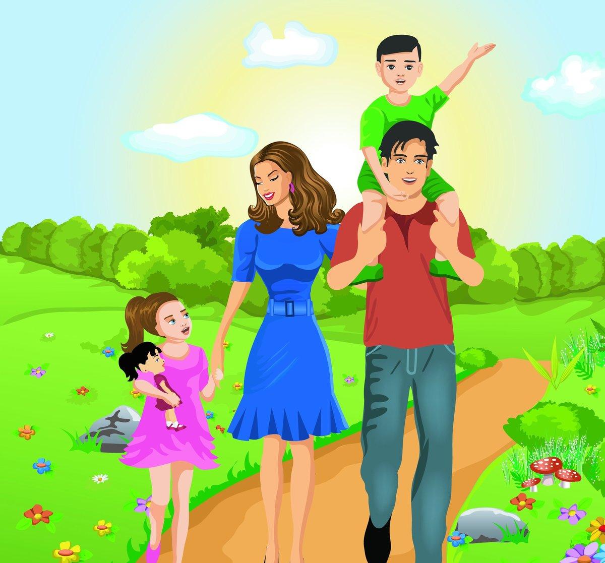Прикольные картинки на тему семья для ватсапа дизайнер