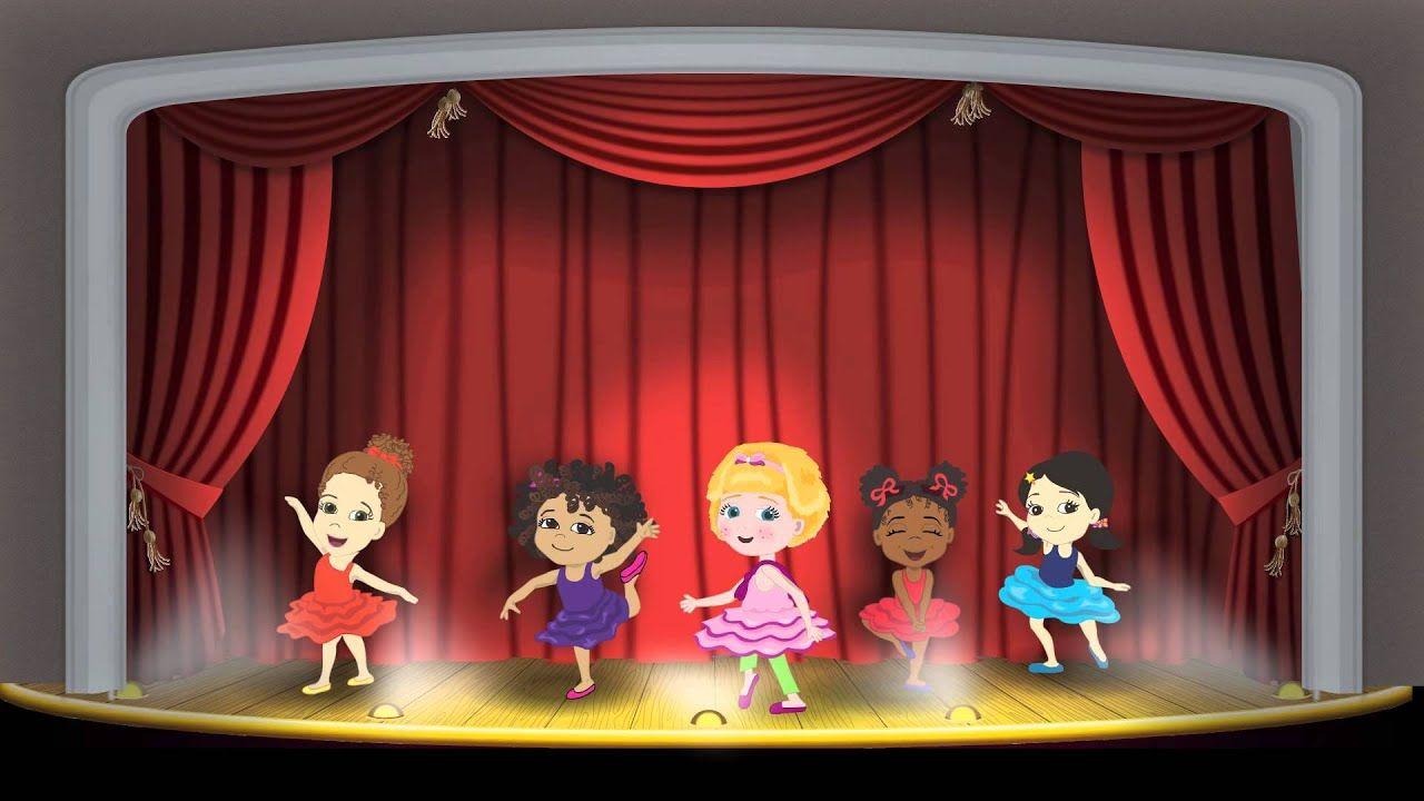 Картинки нарисованные театр и дети